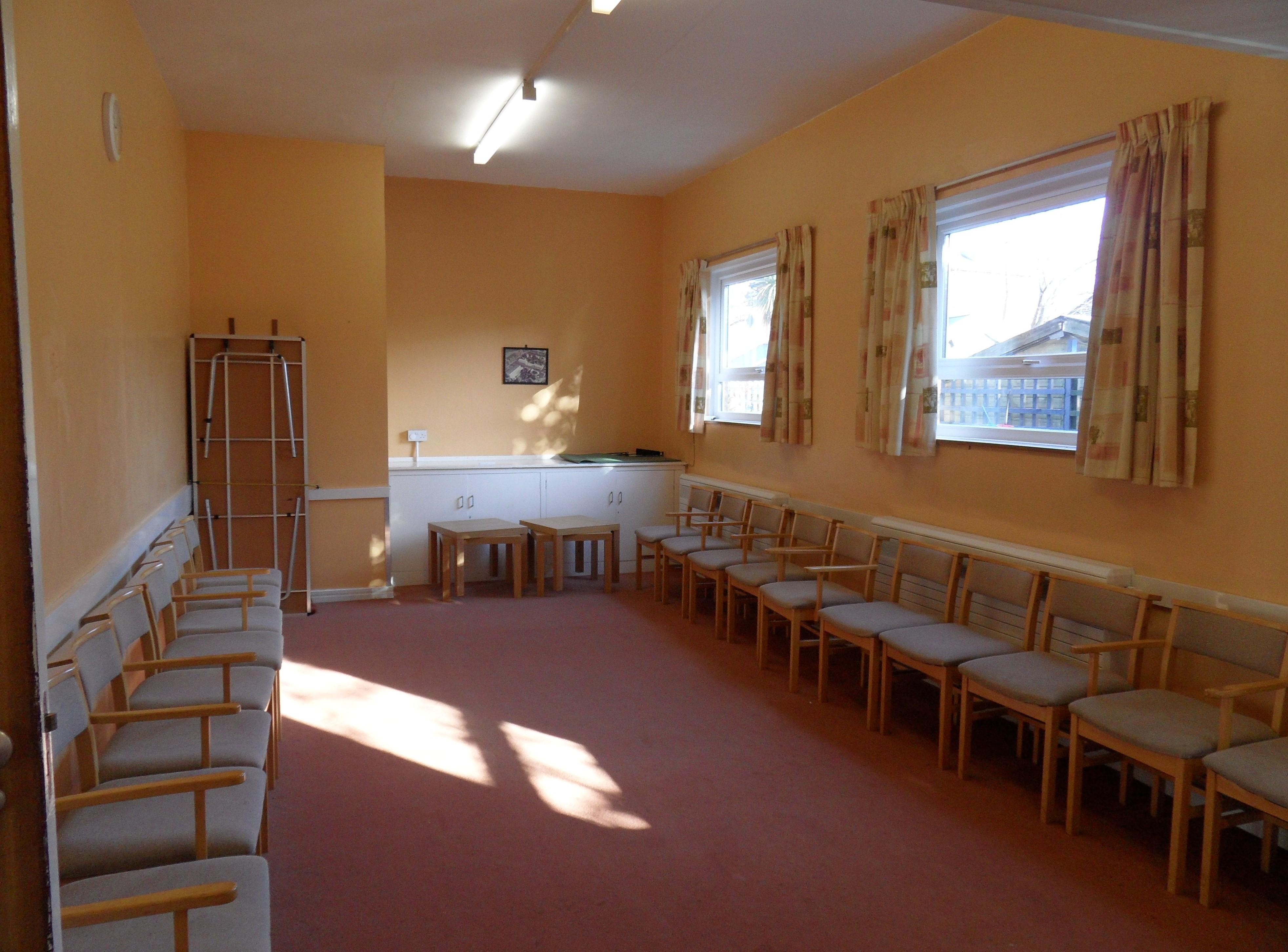 The Harwood Room